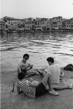 ΧΑΝΙΑ       GREECE. 1984.    © Nikos Economopoulos/Magnum Photos