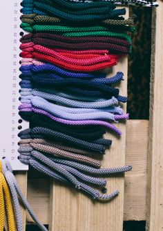 Colorful Macrame Cord 5 mm 6 mm Grey, blue, red, pink, black, green, violet and more. Pink Black, Blue, Macrame Cord, Knots, I Shop, Braids, Textiles, Colorful, Grey