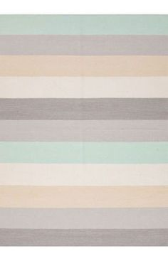 This runner rug is inspiring some palette ideas