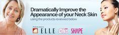Improve Neck Skin - Best Neck Tightening Creams for 2013