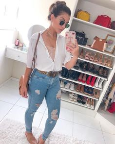 Clothes for women in outfits casual style inspiration 30 Ideas for 2019 Stylish Summer Outfits, Lazy Day Outfits, Casual Fall Outfits, Spring Outfits, Cute Outfits, Black Outfits, Outfits Primavera, Clothes For Women In 20's, Autumn Fashion Grunge