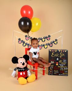 Look who's turning one!
