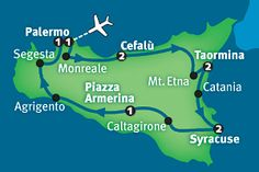 Vacation in Sicily: Tour Palermo, Taormina and More with Rick Steves Tours