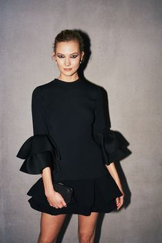 Night at the Museum: Karlie Kloss, Common, More Turn Out for the Whitney Art Party Photos | W Magazine @sommerswim