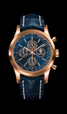 Transocean Chronograph QP - Breitling - Instruments for Professionals
