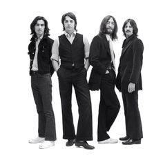 The Beatles.. one of the great bands ever. LOVE!