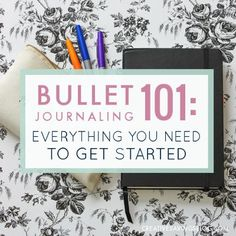 Wondering how to start a Bullet Journal? This customizable planner has skyrocketed my own personal productivity and will help organize your entire life!