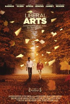 Liberal Arts poster #movie