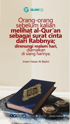 Self Reminder, Muslim Quotes, Pos, Quran, Islam, Holy Quran