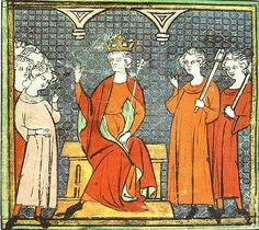Childeric II mérovingiens roi des francs rois fainéants