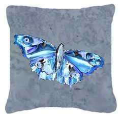 Butterfly Indoor/Outdoor Throw Pillow