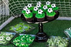 Soccer/Football/Fútbol Birthday Party Ideas | Photo 3 of 11 | Catch My Party