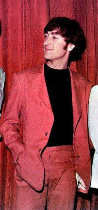 He looks good in red
