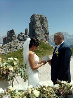 Yes I do! Cortina d'Ampezzo, Dolomites, Alps, Italy, wedding at Rifugio Scoiattoli