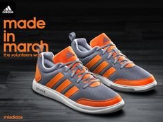 mi adidas xhale march madness 02 adidas Presents the Ultimate Fan Shoe   the mi X Hale 2014