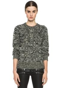 Etoile Isabel Marant #currentlyobsessed sweater. A must have for winter