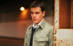 Handsome Matt Damon Nice Coat - HD Wallpapers - Free Wallpapers - Desktop Backgrounds