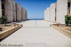 Salk Institute Photo by Plå Photography.