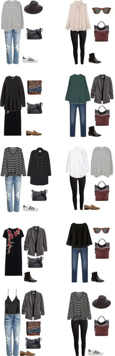 livelovesara - My life in a blog by Sara Watson. Packing list: 14 days in London- Outfit Options 2. Fall 2016