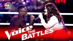Abby Celso and Brian Nhira face off to a show-stopping rendition of the Maroon 5…