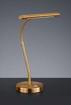 Trio LED-Touch Tischlampe Curtis Jetzt bestellen unter: https://moebel.ladendirekt.de/lampen/tischleuchten/beistelltischlampen/?uid=3d08257d-e9d1-528a-b5f5-3ad5d8f6c884&utm_source=pinterest&utm_medium=pin&utm_campaign=boards #lampen #tischleuchten #beistelltischlampen Bild Quelle: www.topmarken24.de
