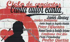 Ciclo de conciertos Canta Autor Canta - http://www.dream-alcala.com/ciclo-de-conciertos-canta-autor-canta/