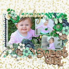 Lucky Charm by Dream Big Designs http://www.sweetshoppedesigns.com/sweetshoppe/product.php?productid=33497&cat=&page=5 Brook's Templates - Duo 14 - Gracie Baby by Brook Magee http://www.sweetshoppedesigns.com/sweetshoppe/product.php?productid=29849&cat=&page=1