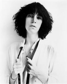 patti smith-one of the greatest rock n roll women in history