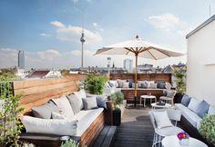 #Berlins Hotspot #Design #Hotel Amano  ♥ amberlair.com #Boutiquehotel #travel #hotel