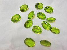 AAA Quality 10 pieces Set Peridot Quartz by Gemstonebeadsfinding