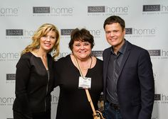 Donny Osmond Home / AmericasMart Atlanta January 2014 / IMG_8439