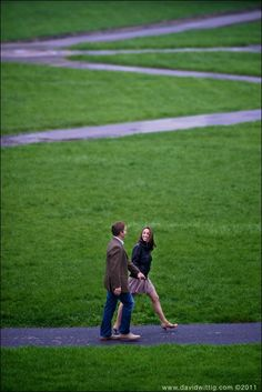 Engagement shoot at Cornell