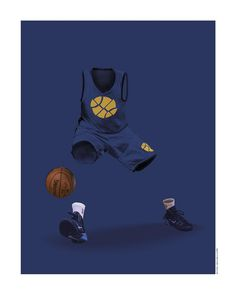 Sometime baller this way comes! @iwanttoworkfor_ x @artofsport special series  more details soon ... #NBA #denver #nuggets