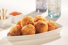 Fried Mashed Potato Balls