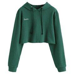 These are the lovable hoodie clothing we desire to replicate direct from style little girls. Girls Crop Tops, Cute Crop Tops, Crop Top Hoodie, Cropped Hoodie, Hoodie Outfit, Sweater Hoodie, Crop Top Outfits, Cool Outfits, Adidas Trefoil Hoodie