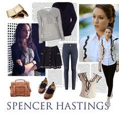 look Spencer Hastings pretty little liars
