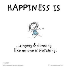 ร้องเพลงและเต้นรำ ... by amayaa