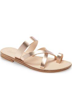 Seychelles So Precious Sandal (Women) Toe Loop Sandals, Flat Sandals, Anniversary Sale, Shoe Closet, Shoe Boots, Shoes, Seychelles, Espadrilles, Girls Shoes