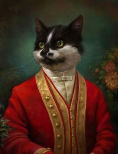 #Hermitage Cats #Eldar Zakirov. The cats that keep mouses away from #Hermitage Museum in Russia turn into models.