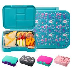 Toddler School, Kids Lunch For School, Toddler Meals, School Lunches, Bento Box Lunch, Kids Bento Box, School Lunch Containers, Ladybug Garden, Cooking With Kids