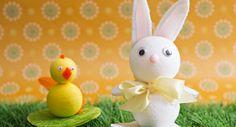 Hauskat toverit, pääsiäispupu ja -tipu