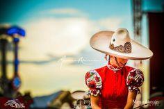 Escaramuza Charra...(x)...RED dress, LONG way to GO...(x)...