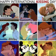 Pucker up! #KissingDay