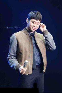150301 Yuchun Loving Yu FM in Shanghai