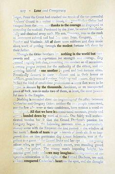 Love / Found Text Poem