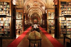 University Club Library in NYC #books