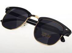 Encontrar Más Gafas de Sol Información acerca de 1 unid venta caliente  marca de lujo 1980 s mujeres Vintage Retro gafas de sol moda hombres Retro  gafas de ... 9c653647f9b9
