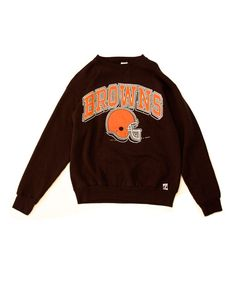 Cleveland Brown Cleveland Browns Sweatshirt Medium Cleveland Brown jerseys 8b3921a22