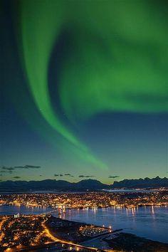 Dall'Alaska alla Groenlandia, aurora boreale cercasi