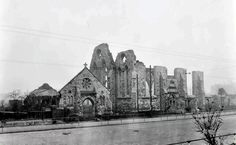 St. Stephen's Church, north side of East India Dock Rd, on the corner of Upper North St.